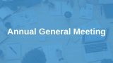 Annual General Meeting 2020 & Proposed Constitution Changes