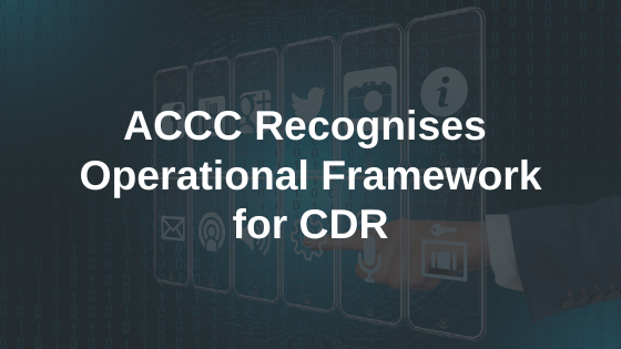 Operational Framework to be Recognised as an Alternative Accreditation Method by ACCC