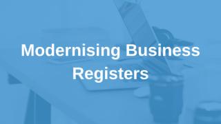 Modernising Business Registers February Update